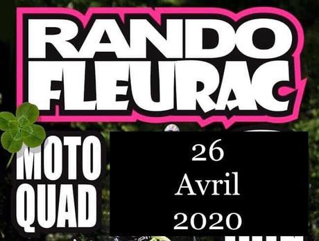 Rando Fleuracoise moto et quad le 26 avril 2020 à Fleurac (24)