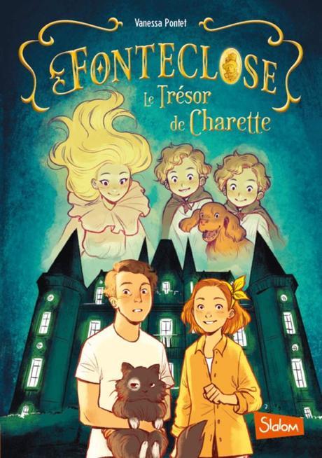 Fonteclose – Le trésor de Charette de Vanessa Pontet