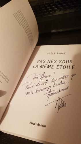 Les interviews de la Pomme : Adèle Ninay + rencontre