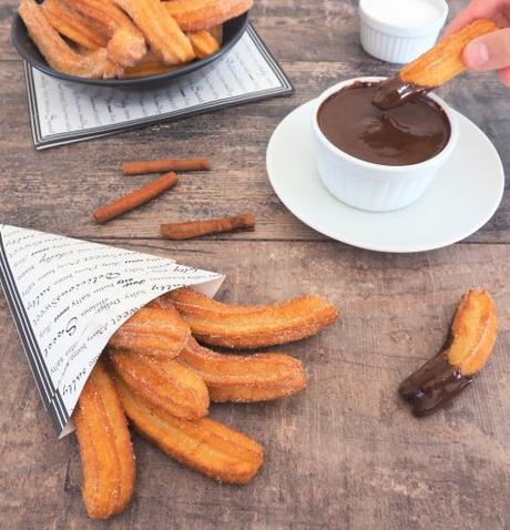 Les churros de Christophe Michalak
