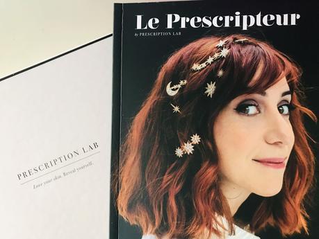 Le récap' de la box Prescription Lab du mois de Février