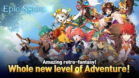Télécharger Gratuit Epic Souls APK MOD (Astuce) screenshots 1