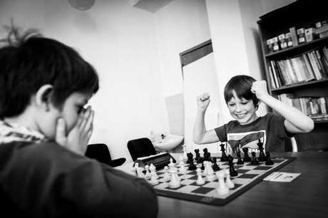 Les échecs pour réussir en maths - Photo © Michal Vrba