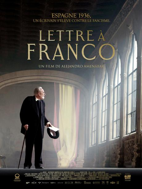 Lettre à Franco (2020) de Alejandro Amenabar
