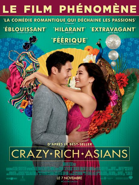 Crazy Rich Asians (2018) de Jon M. Chu