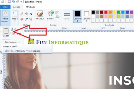 Faire une capture écran Windows 10 sans installer aucun logiciel