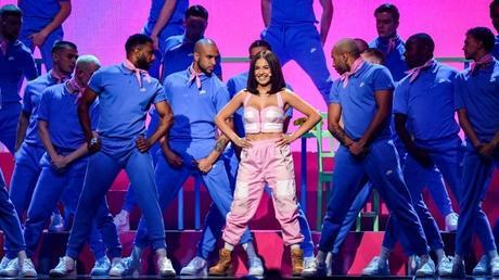 Mabel, artiste solo féminine de l'année au Brit Awards 2020