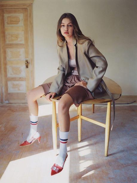 Gigi Hadid par Zoe Ghertner