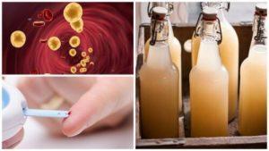 Info bière – Bière au gingembre pour le cholestérol – Améliore ta Santé   – Bière brune