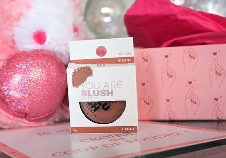 My Sweetie Box de février : Sweet Dating !