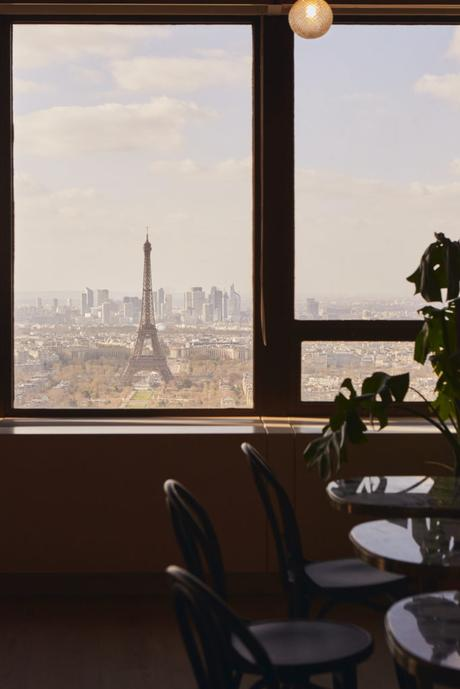 Morning coworking Paris montparnasse travail-work-share office eiffel tower