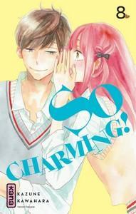Kazune Kawahara / So charming !, tome 8