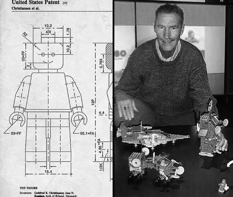 Le créateur des figurines LEGO, Jens Nygaard Knudsen, est décédé