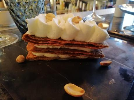 Feuilleté, tonka, cacahuètes Gourmets&co
