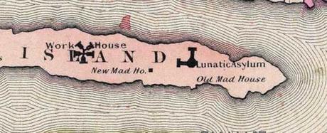 [Inspiration] Women's Lunatic Asylum sur Blackwell's Island