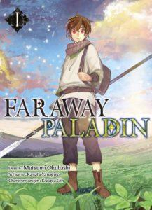 Faraway Paladin, Saihate no Paladin  (Yanagino, Okubashi) – Komikku Éditions – 7,99€