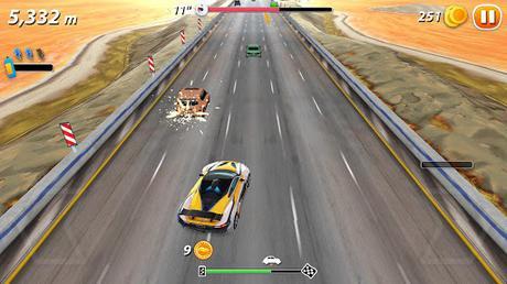 Télécharger Xtreme Drive: Car Racing 3D  APK MOD (Astuce) 2
