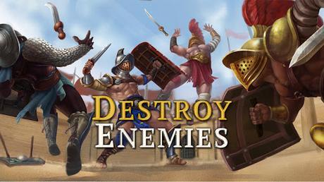 Télécharger Gratuit Gladiator Glory Egypt  APK MOD (Astuce) 1