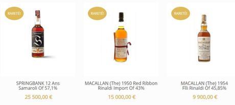 Acheter des whiskys haut de gamme sur g-whisky.com