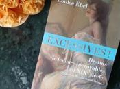 Excessives premier livre Louise Ebel
