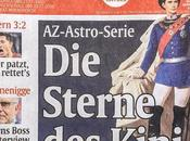 L'horoscope Louis dans l'Abendzeitung, journal bavarois soir