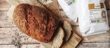 Recette pour réaliser son pain de campagne bio