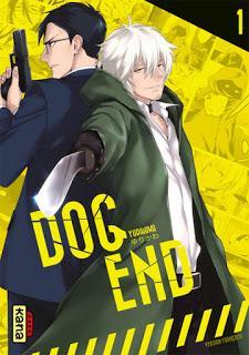 [7BD] Dog End tome 1 aux éditions Kana