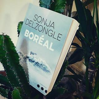 Boréal de Sonja Delzongle