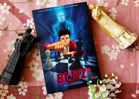 Blitz le manga qui va vous faire aimer les échecs