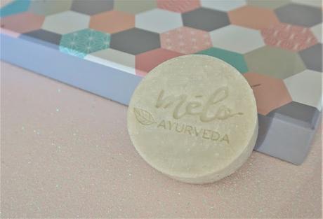 Le savon sans savon Mlo Ayurvéda, le petit pain magique