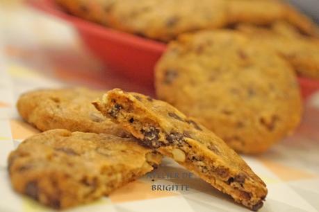 Cookies, Chef Nicolas Bernardé.