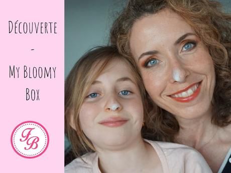 A la découverte de My Bloomy Box
