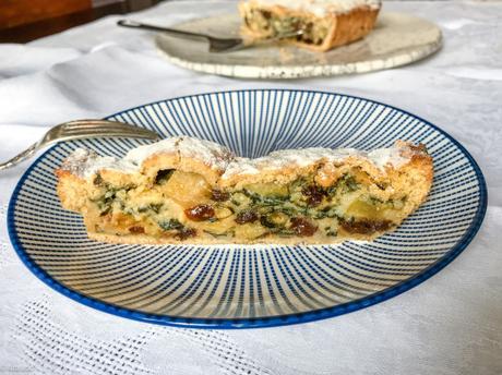 Du légume en dessert ? – Tourte de blettes provençale