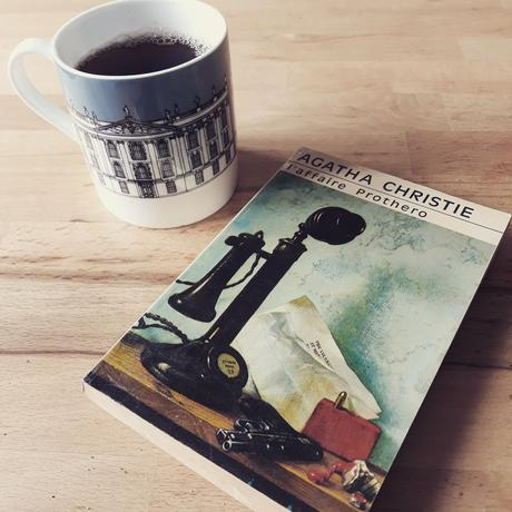Read a Thon British Mysteries