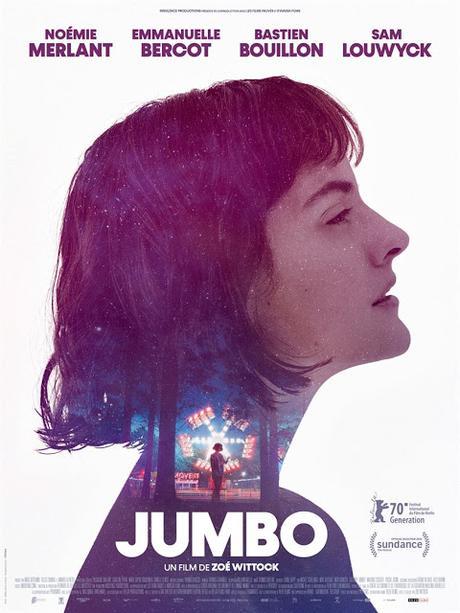 Nouvelle affiche pour Jumbo de Zoé Wittock