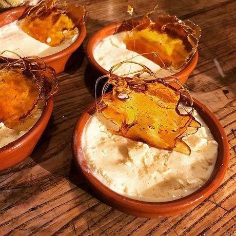crème brûlée glacée
