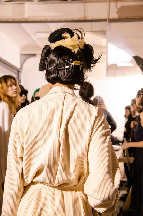 Backstage : le défilé Kimhékim automne-hiver 2020/2021