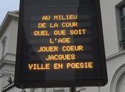 poésie dans rues Tournai