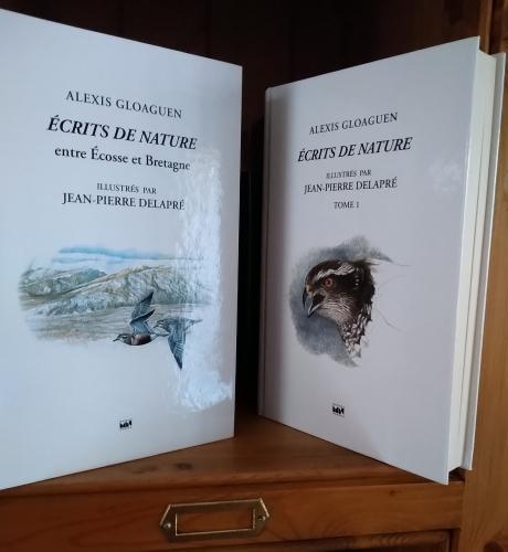 Ecrits de nature tome 1 et 2 - Alexis Gloaguen