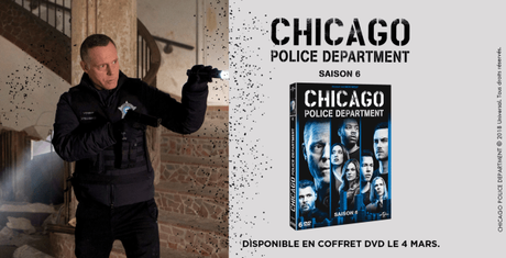 [CONCOURS] Gagnez votre Coffret Saison 6 de la Série Chicago Police Department !
