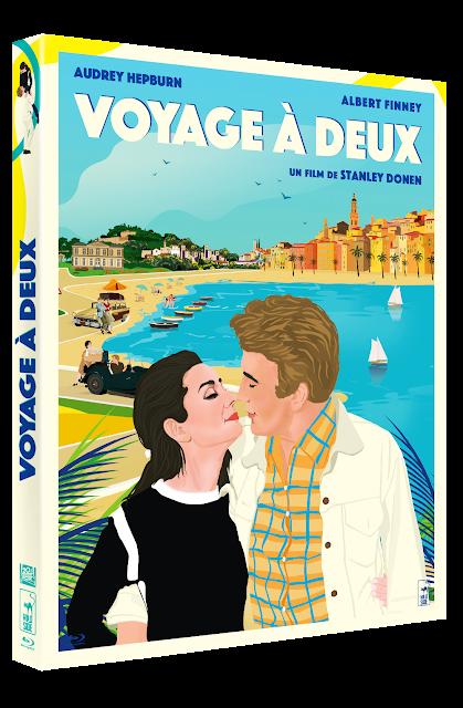 [CONCOURS] : Gagnez votre Blu-ray du film Voyage à Deux !
