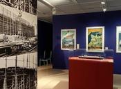 L'exposition l'Art Déco, vivre, paquebot Ile-de-France musée années