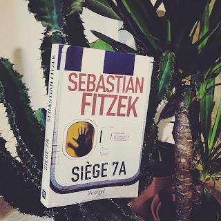 Siège 7A de Sebastian Fitzek