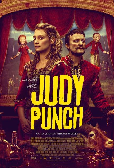 Nouvelle affiche US pour Judy and Punch de Mirrah Foulkes