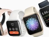 L'Oppo Watch, vulgaire clone l'Apple Watch