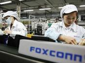 Apple Foxconn enregistre plus grande baisse revenus