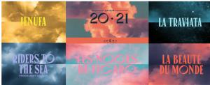 Les Dialogues des Carmélites par l'Atelier d'opéra de l'Université Laval, des Carmina Burana sous la direction de jacques Lacombe et un bel accueil pour Le Vaisseau fantôme de François Girard au Metropolitain Opera de New York