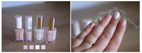vernis mariage loreal huile swatch