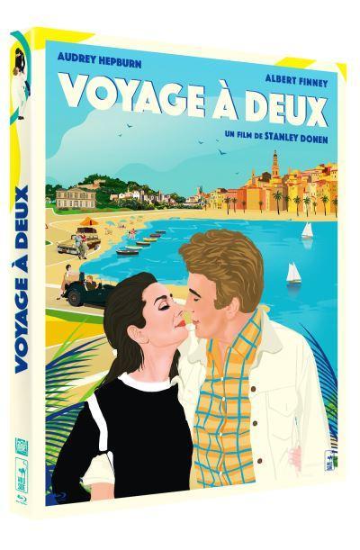 VOYAGE À DEUX (Concours) 2 Blu-ray à gagner