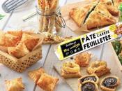 créations Biobleud nouvelle gamme pâtes tartes